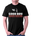 Good Boy Gone Biker T-Shirt & Hoodies