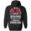 I Just Want to Go Riding T-Shirt & Hoodies