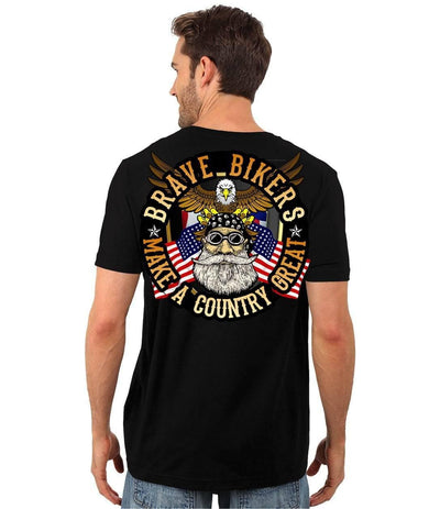 Bikers Make A Country Great T-Shirt & Hoodies