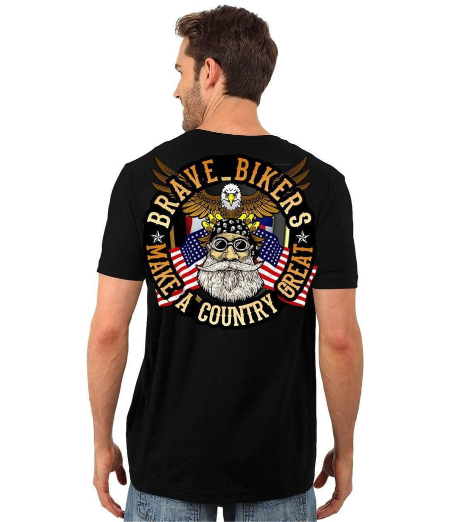 Bikers Make A Country Great T-Shirt