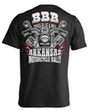 Bikes Blues & Bbq T-Shirt - American Legend Rider