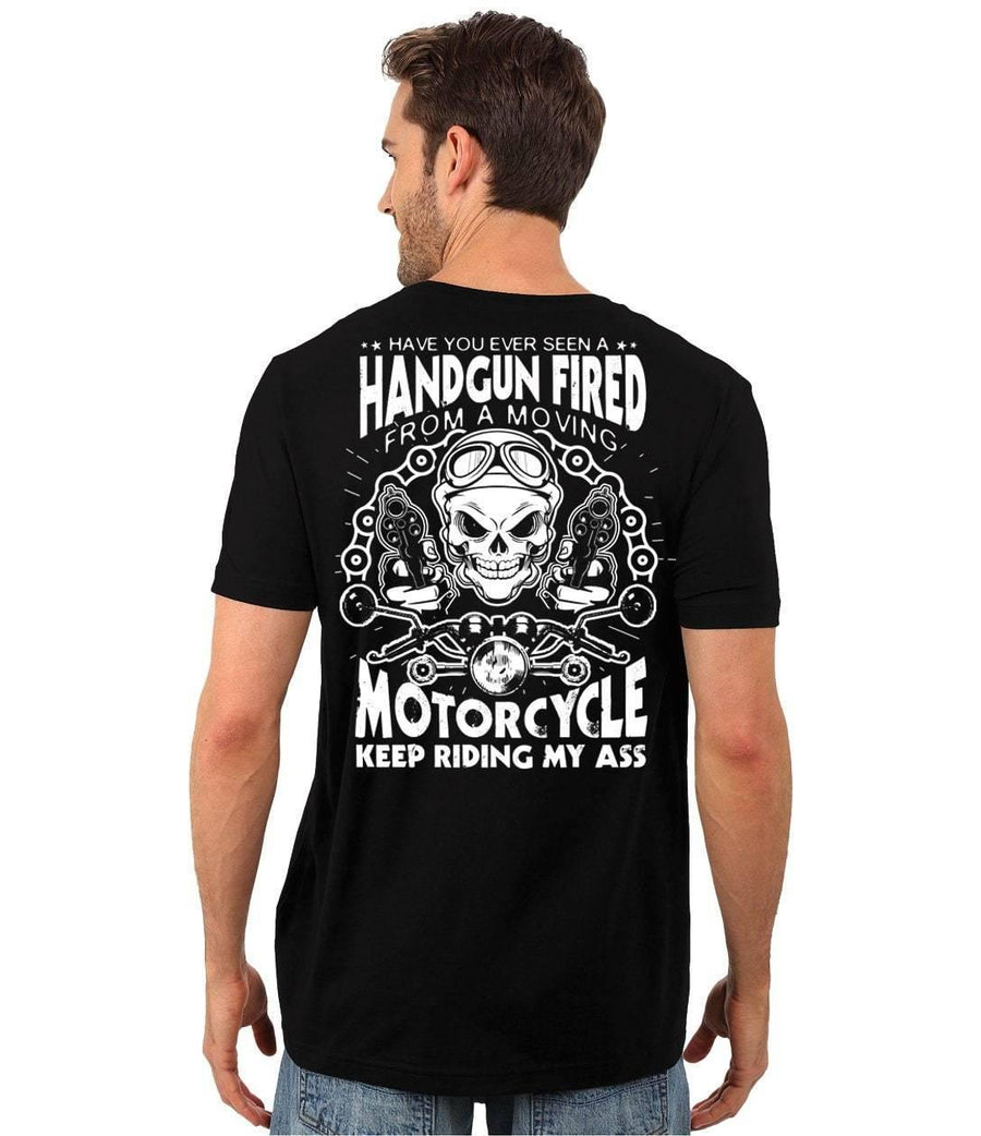 Motorcycle Keep Riding My Ass T-shirt & Hoodies - American Legend Rider