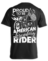 Proud to be American Legendary Rider T-Shirt & Hoodies