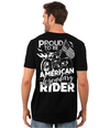 Proud to be American Legendary Rider T-Shirt - American Legend Rider