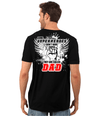Some Superheroes Don't Have Capes, They Are Called Dad T-Shirt, Cotton, Black