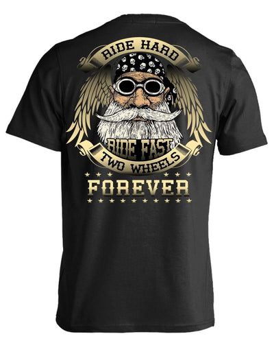 Two Wheels Forever T-Shirt