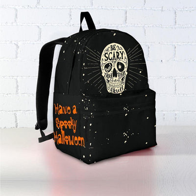 Happy Halloween Backpack - American Legend Rider