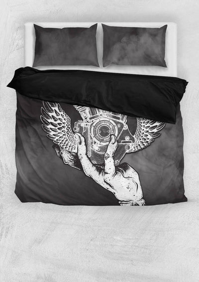 Piston Wings Bedding Set