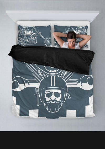 Piston Wrench Bedding Set