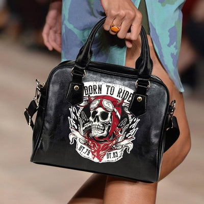Born to Ride Handbag - American Legend Rider