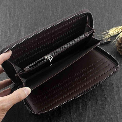 GRIM REAPER WALLET PURSE