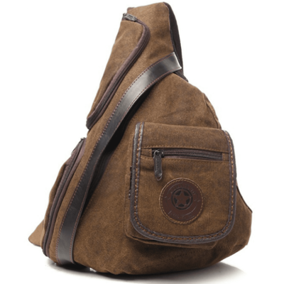 Vintage Bikers Chest Bag