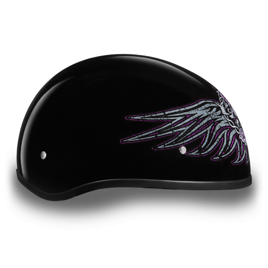 D.O.T Barbed Wire Heart Cap Helmet