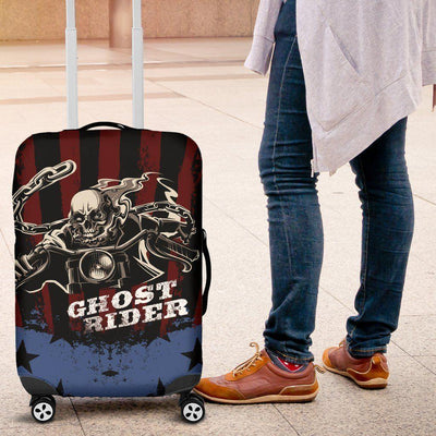 Ghost Rider Luggage Cover