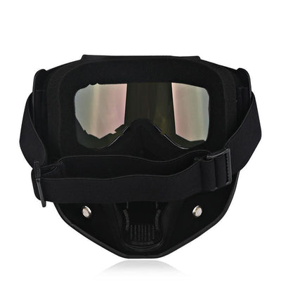 Motorcycle Face Mask Goggles