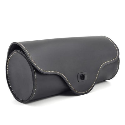 Motorcycle PU Leather Saddle Bag