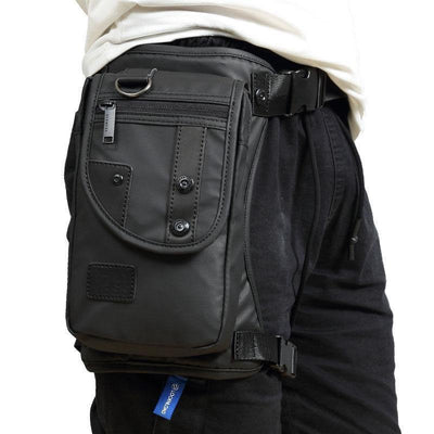 Premium Biker Motorcycle Leg Bag