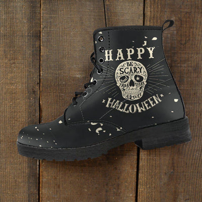Gothic Halloween Boots