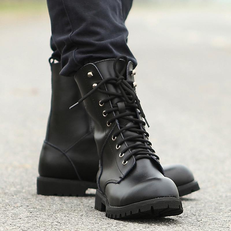 Rider Leather Boots