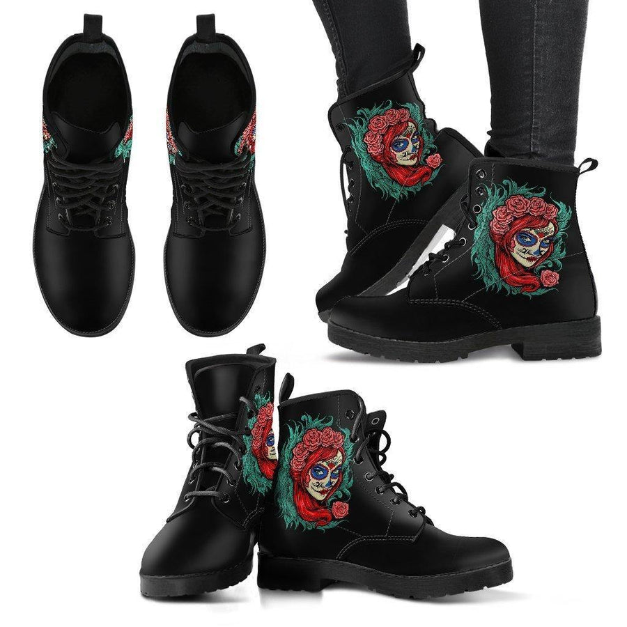 Lady Gothic Boots