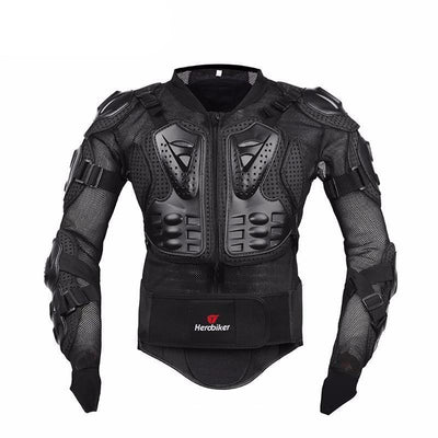 Cool Motorcycle Body Armor Set - American Legend Rider