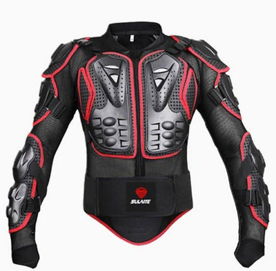 Motorcycle Armor Jacket Protector