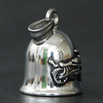Small Motorcycle Guardian Bell