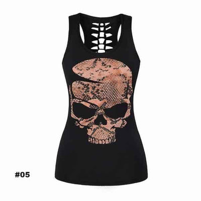 *Limited Edition* Sugar Skull Tank