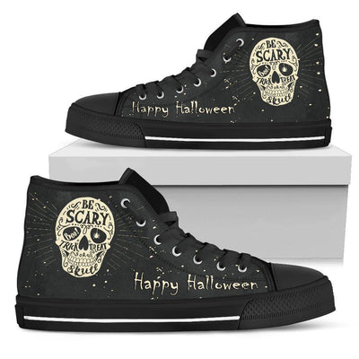 Happy Halloween High Top Shoes