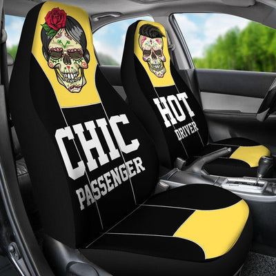 Couple Car Seat Cover