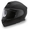 D.O.T Bluetooth Ready Detour Dull Black Helmet