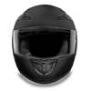 D.O.T Shadow Dull Black Helmet