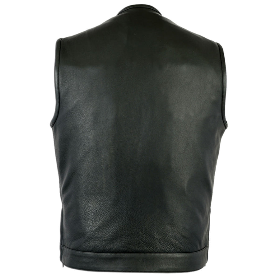 Daniel Smart Upgraded Club Style Vest with Gun Pockets