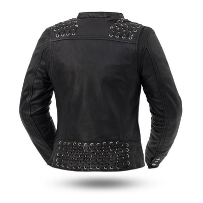 First Manufacturing Black Widow Jacket