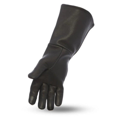 First Manufacturing Gauntlet Leather Gloves
