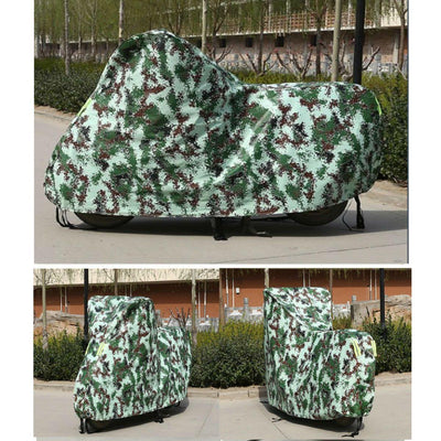 Motorcycle Oxford Cloth Protective Cover