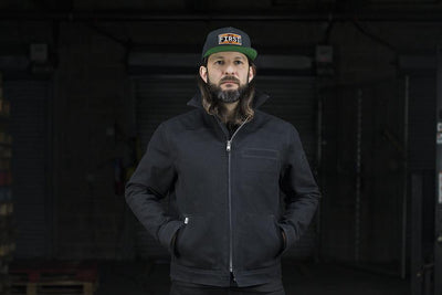 First Manufacturing Hanover Men's Jacket - American Legend Rider