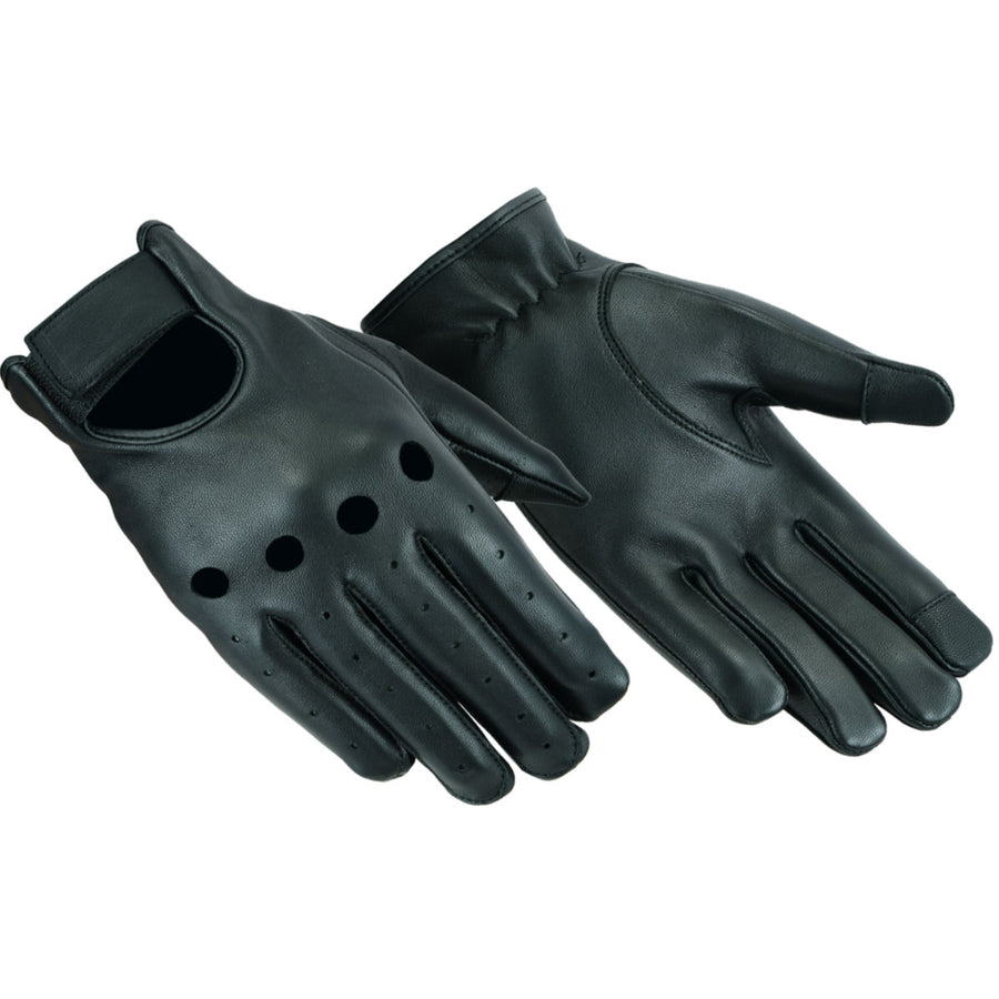 Daniel Smart Deerskin Unlined Driving Glove