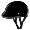 D.O.T Hawk Hi-Gloss Black Helmet