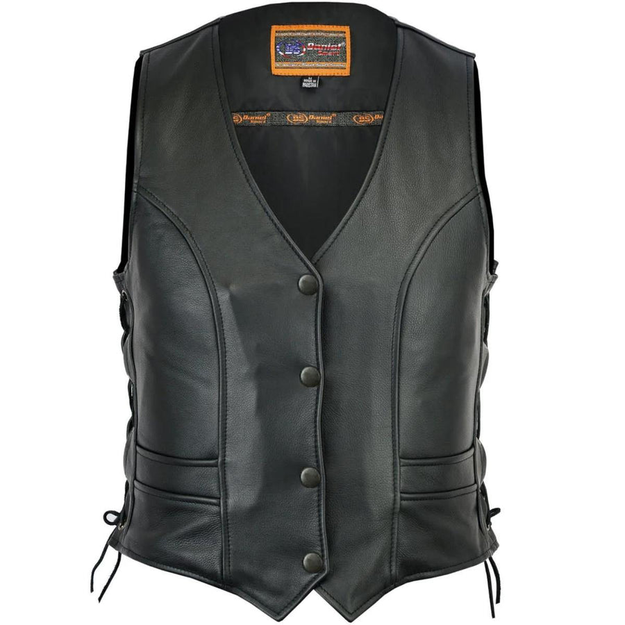 Daniel Smart Women's Stylish Full Cut Vest