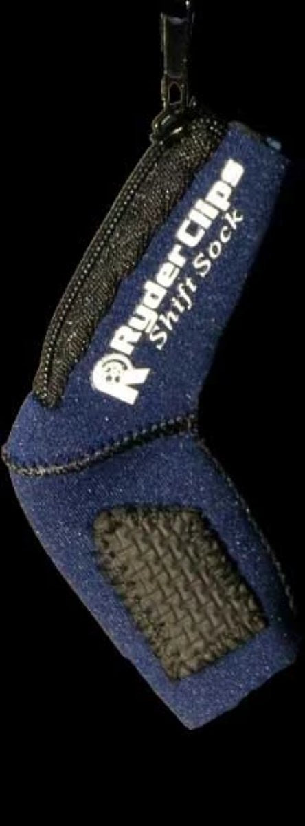 Daniel Smart Blue Neoprene Shift Sock