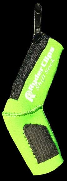 Daniel Smart Green Neoprene Shift Sock