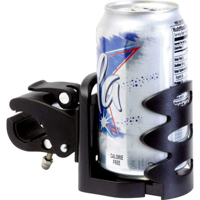 Iron Horse™ Quick Release Drink Holder Mount, Black