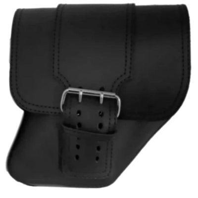 La Rosa Wide Strap Solo Saddle Bag