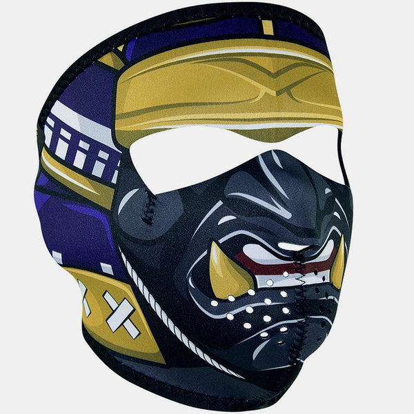 ZANheadgear® Samurai Full Face Mask