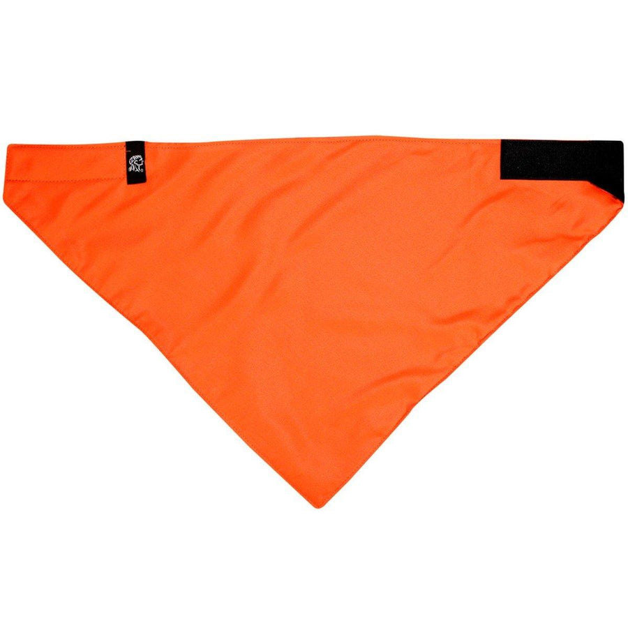 Zan headgear® 3 in 1 High-Visibility Orange Bandana