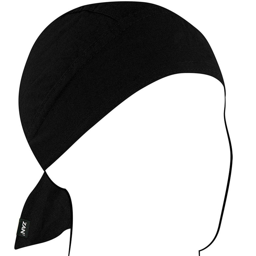 Zan headgear® Sportflex Flydanna in Black