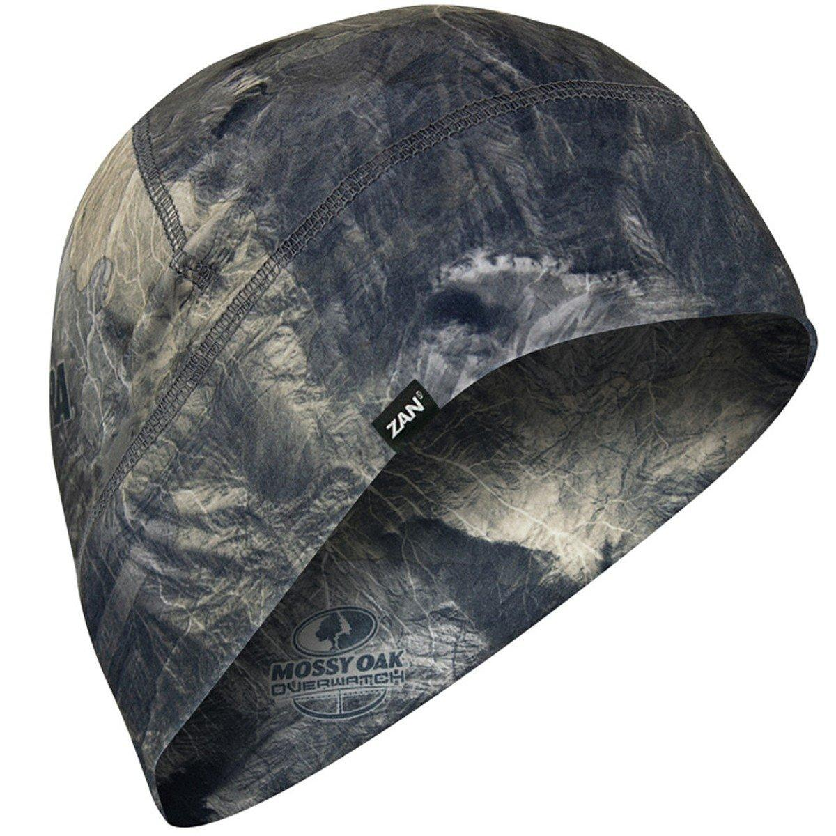 Zan Headgear® SportFlex™ Unisex Officially Licensed Mossy Oak® Overwatch® Beanie with 50+ UV Protection, Brushed Polyester/Elastane Ultra-Comfort Material