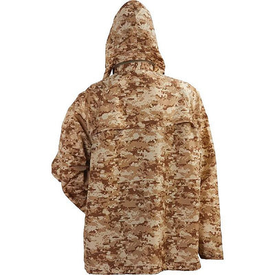 Jillian Classic Safari Digital Camo Rain Jacket