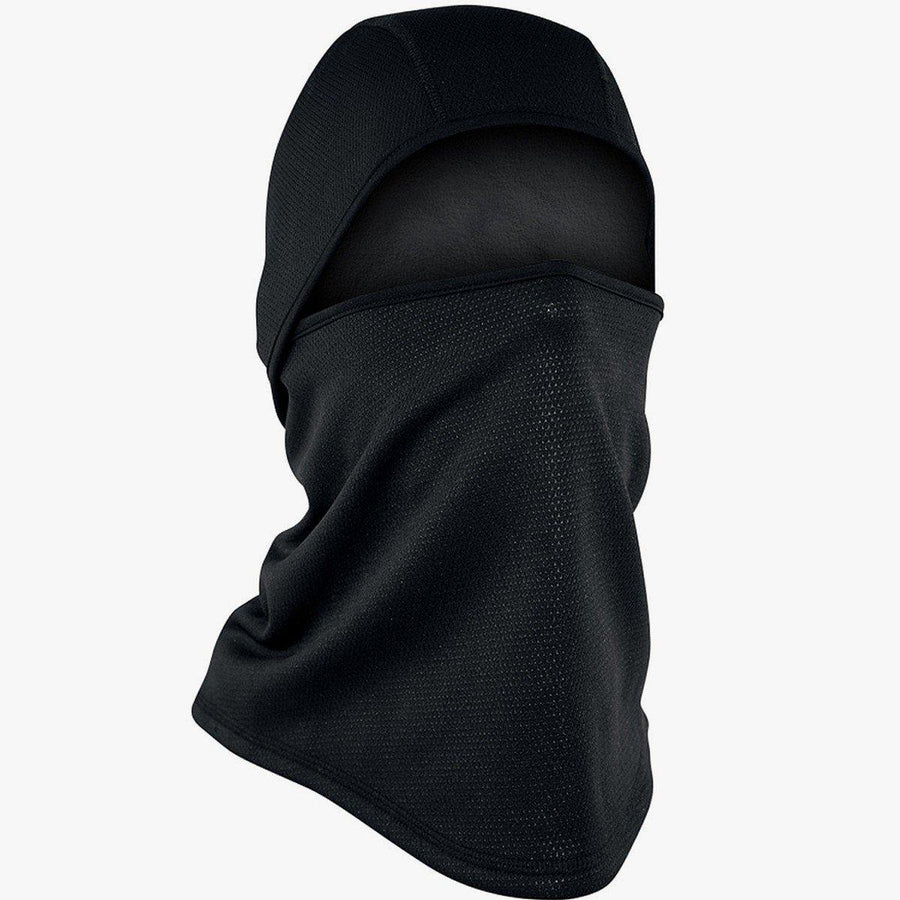 Zan headgear® Black Windproof Balaclava